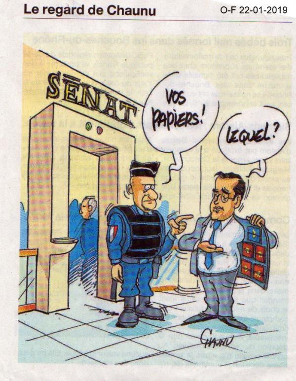 Photo Les Voivres - L'affaire Benalla