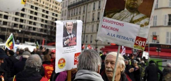 Photo Les Voivres - Les retraités, grands perdants