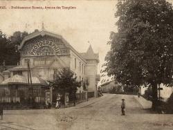 L'établissement Scherr vers 1906