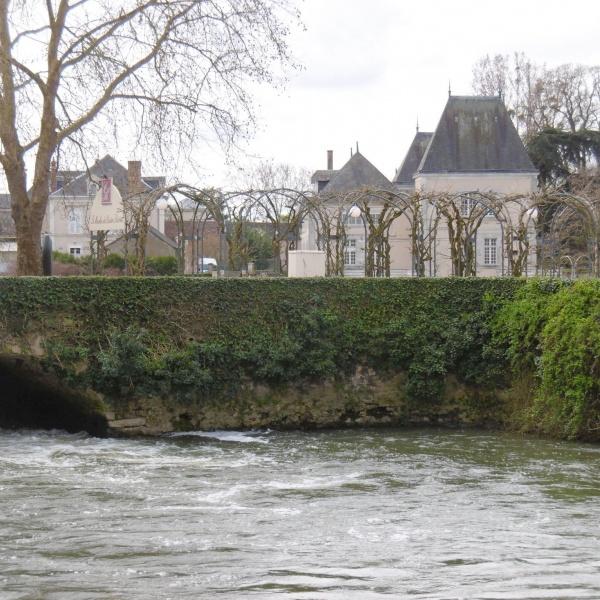 Photo Les Voivres - Le Loir bouillonne