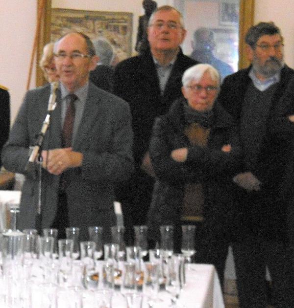 Photo Les Voivres - Au vin d'honneur