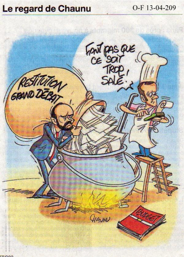 Photo Les Voivres - A propos de restitution et de décisions...
