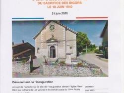 Dossier Les Voivres - page 1