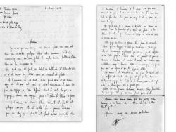 L'émouvante lettre d'Alain Penard