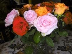 Un bouquet de roses pour toutes les mères du Monde