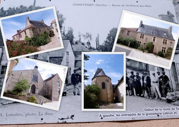 Photo Les Voivres - Quelques beaux bâtiments au coeur du village