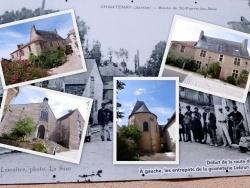 Quelques beaux bâtiments au coeur du village