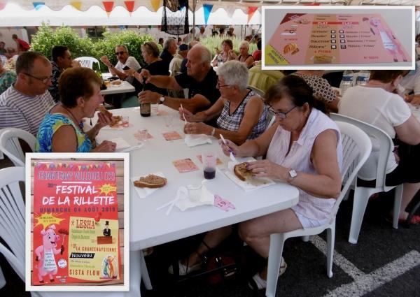 Photo Les Voivres - A table !