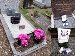 Les impérieuses visites aux cimetières