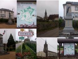 Photo paysage et monuments, Les Voivres - Uzemain aujourd'hui