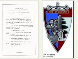 Promotion ADC Grécourt 1/2