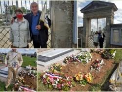 Au cimetière de Vauvillers