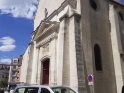 L'Eglise Saint-Rémi... de Maisons-Alfort