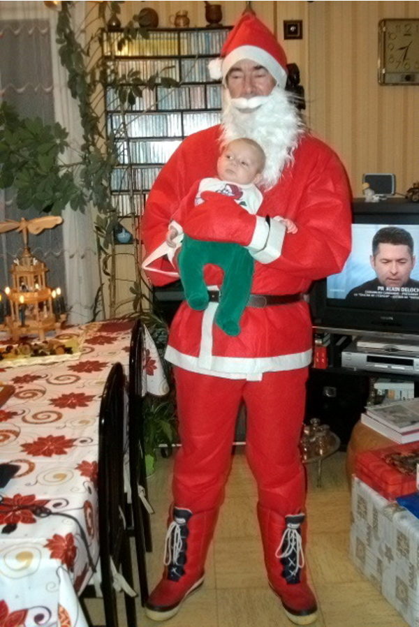 """Le véritable """"Père Noël"""""""