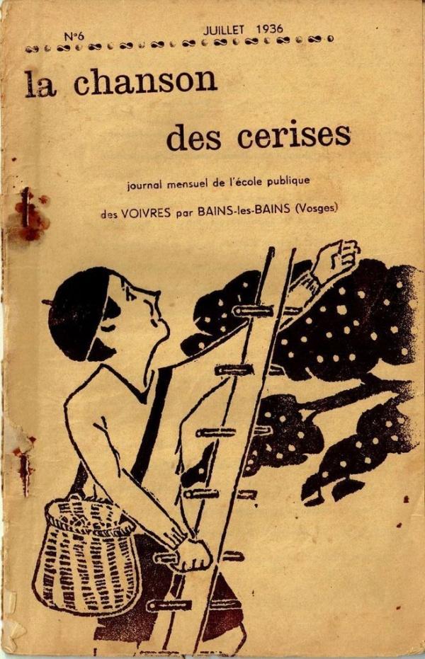 Journal de la Chanson des cerises