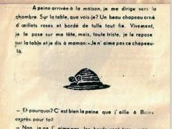 Le chapeau d'Irène