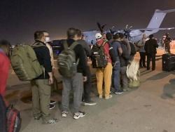 Evacuation de Kaboul
