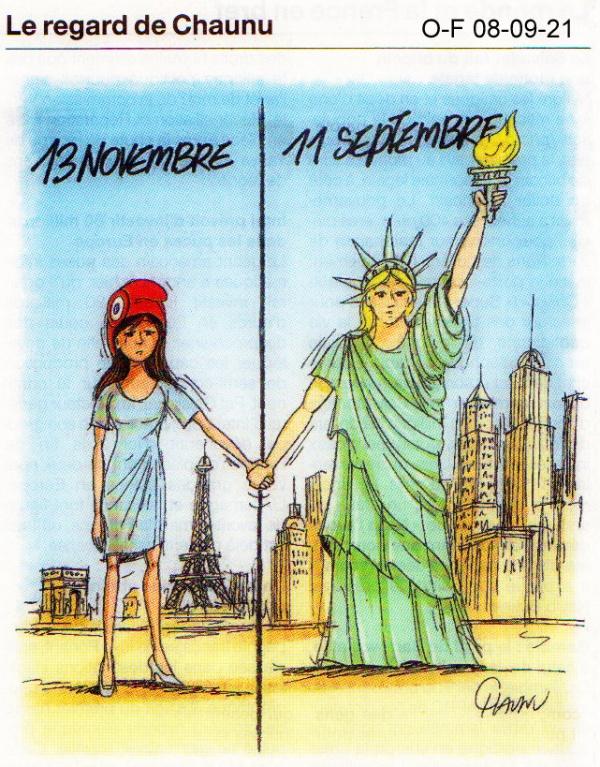 « Libertés, libertés chéries »