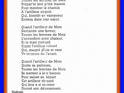 """L'Artilleur de Metz"""