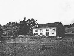 Une maison de cultivateur