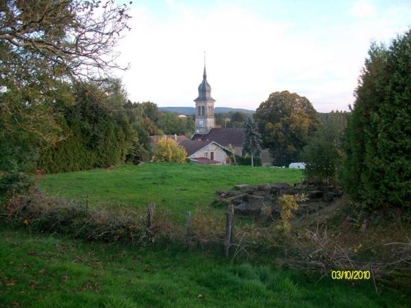 Photo Les Voivres - Eglise de Les Voivres