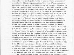 Requête du Conseil général de la Commune des Voivres 2/4