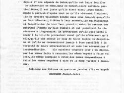 Requête du Conseil général de la Commune des Voivres 4/4