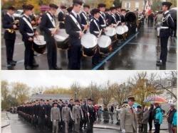 """Défilé des """"troupes"""""""