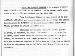 Soeur Marie-Paule Bernère