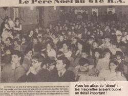 Retour sur le premier Noël 1982