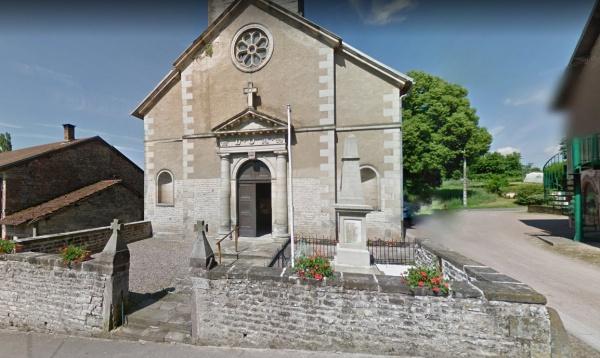 Eglise de Les Voivres