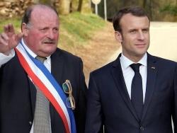Le maire et le président