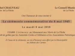 Clap de fin 1/2  : de l'invitation...