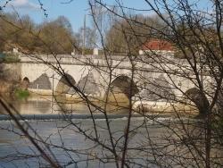 Photo paysage et monuments, Aisy-sur-Armançon - Le Pont d'Aisy-sur-Armançon