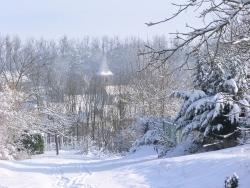 Photo paysage et monuments, Aisy-sur-Armançon - Aisy-sur-Armançon en hiver
