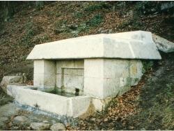 Photo paysage et monuments, Aisy-sur-Armançon - Fontaine de Champeau