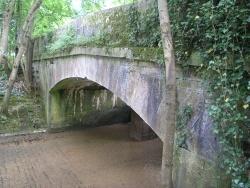 Photo paysage et monuments, Aisy-sur-Armançon - Pont vers le Déversoir d'Aisy-sur-Armançon