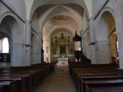 Photo paysage et monuments, Avallon - église St Lazare