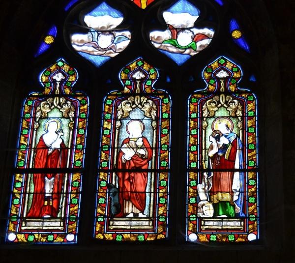 Photo Avallon - église St Lazare