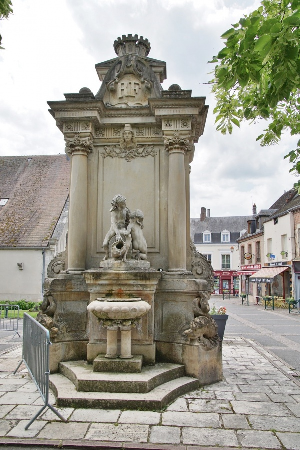 Photo Bléneau - la Fontaine