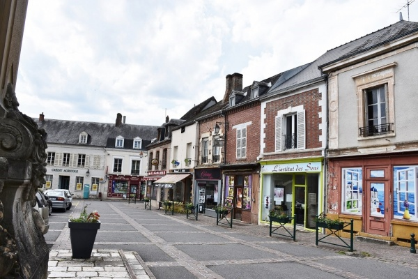 Photo Bléneau - le village
