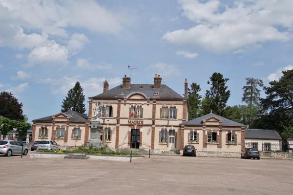 Photo Bléneau - la Mairie