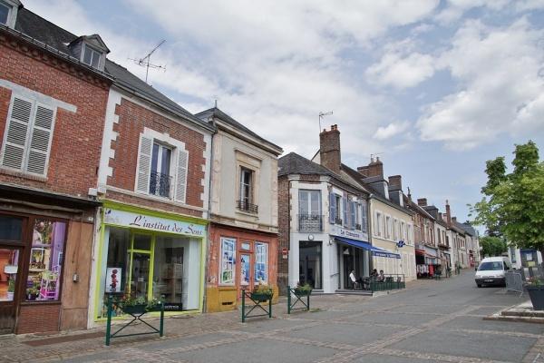Photo Bléneau - le village