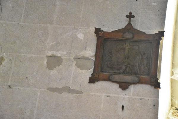 Photo Rogny-les-Sept-Écluses - église Saint Loup