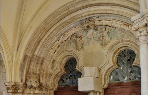 église Notre-Dame 13/15 Em Siècle (Portails Détails)