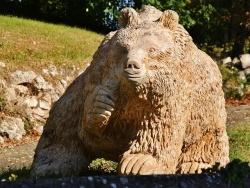 Photo paysage et monuments, Tonnerre - Sculpture
