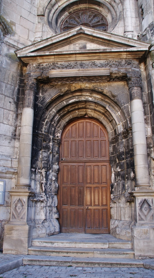 Photo Tonnerre - église Notre-Dame