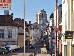 Photo paysage et monuments, Tonnerre - Centre Ville