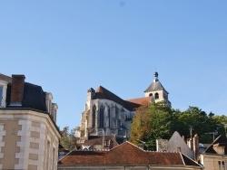 Photo paysage et monuments, Tonnerre - église Saint-Pierre
