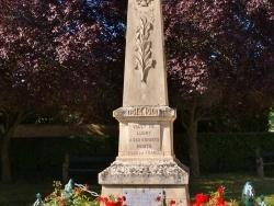 Photo paysage et monuments, Vault-de-Lugny - Monument aux Morts